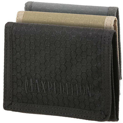 Maxpedition TFW Tri-Fold Mens Tactical Military EDC Traditional Nylon Wallet