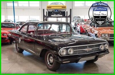 1960 Chevrolet Biscayne  1960 Chevrolet Biscayne 350-cid V8 Automatic Buble Top 60 Chevy Post Car