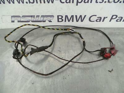 BMW E39 5 SERIES Rear PDC Wiring Loom 61126920858