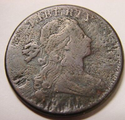 No Date (1796-1807) - Draped Bust Large Cent