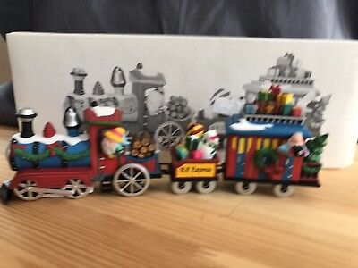 """Department 56 North Pole Series """"North Pole Express"""" NEW"""