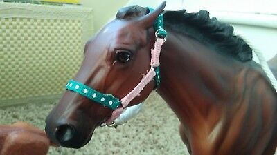 Breyer Horse Halter and lead 'random color' 1Pcs Traditional or Classic