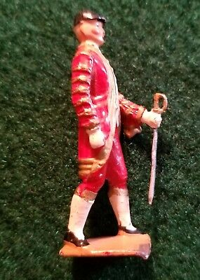 Britain's Guard (Proprietor), With Movable Arm And Sword, Very Good Condition.