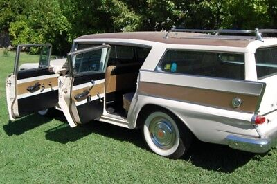 1959 AMC Other Cross Country Wagon