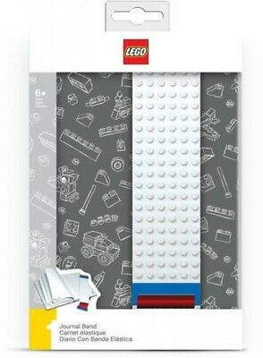 Zabawki Lego Journal Band New Sealed School Supplies Party Favors Diary Notebook Brown
