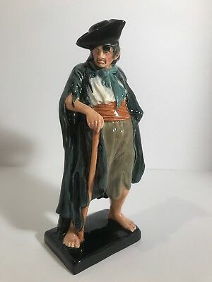 "Absolute Mint Retired Royal Doulton # Hn2175 ""the Beggar"""