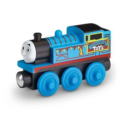 REALLY USEFUL THOMAS the TANK Engine Friends WOODEN RAILWAY Train NEW