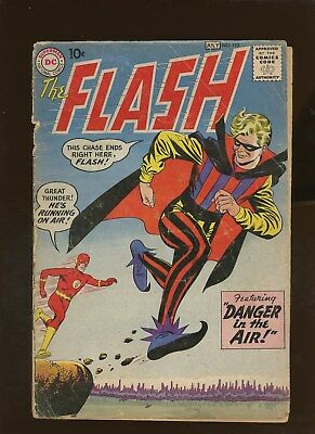 Flash 113 PR 0.5 * 1 Book Lot * 1st & Origin of Trickster! Carmine Infantino!