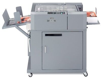 Duplo DC-615  slitter, cutter, and creaser