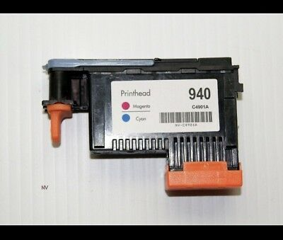 Generic HP940 Cyan & Magenta Printhead C4901A For Officejet Pro 8000 8500
