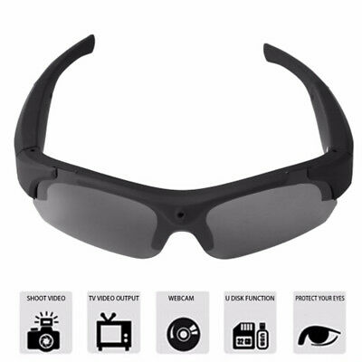 Sport Sunglasses 1080P HD Hidden Camera DVR Video Recorder Eye-wear With 22G RAM
