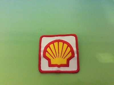 New Old Stock Shell Gas And Oil Patch Advertisement Collectibles Memorabilia