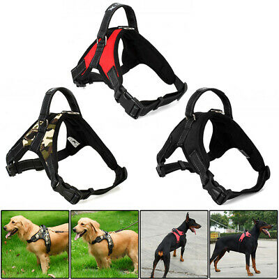 No Pull Adjustable Dog Vest Harness for Small/Medium/Large/XL