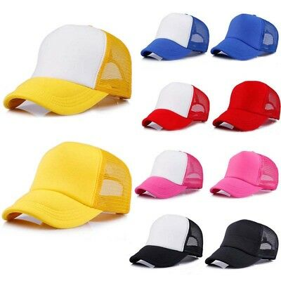 Baby Boys Girls Baseball Cap Snapback Hat Cotton Hip-Hop Adjustable Caps Sun Hat