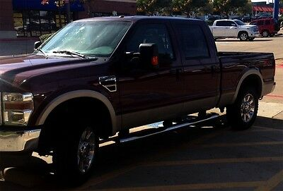 2008 2009 2010 Ford F250 Super Duty Factory Style Abs Fender Flares Matte Black