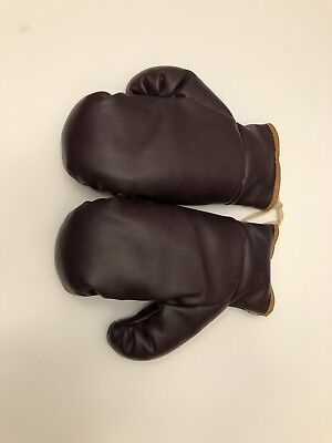 Vintage Childs Boxing Gloves Leather