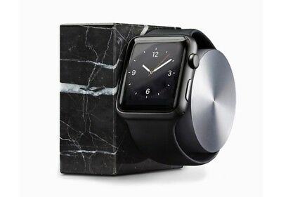 Native Union DOCK for Apple Watch (Black Marble Edition)
