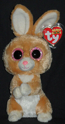92712a78cff TY BEANIE BOOS - CARROTS THE RABBIT - MINT with MINT TAGS - 2014 NEW VERSION