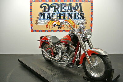 FLSTFSE - Softail Fat Boy Screamin Eagle -- Dream Machines Indian 2005 Harley-Davidson FLSTFSE - Softail Fat Boy Screamin Ea