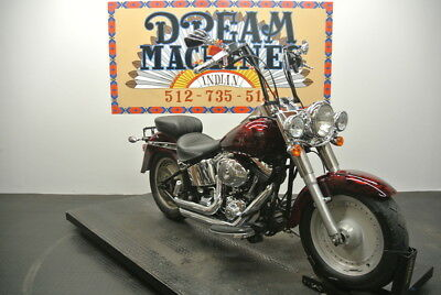 FLSTF - Softail Fat Boy -- Dream Machines Indian 2004 Harley-Davidson FLSTF - Softail Fat Boy  40753 Miles