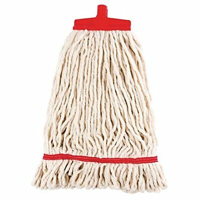 SYR Kentucky Mop Head Red L884 Home Kitchen Cleaning Replacement Socket