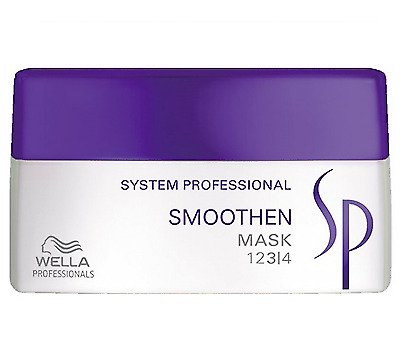 ★ Wella SP System Professional Smoothen Mask 200 ml ★TOP-Preis★