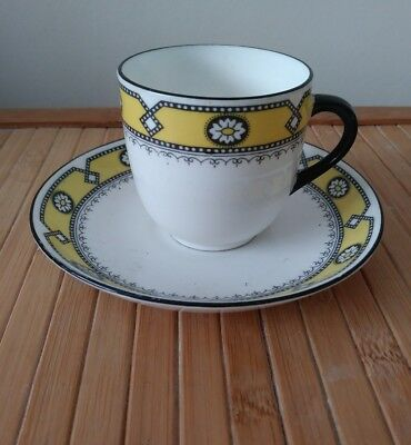vintage Foley china by Lawleys. cup & saucer