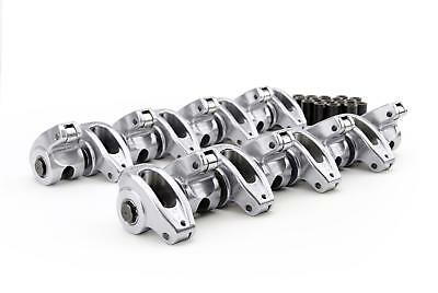 Comp Cams 17001-16 Sbc Chevy High Energy Aluminum Roller Rockers 1.5 Ratio 3/8