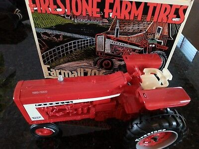 Ih Farmall 706 Ertl  Limited Edition  Collectible Toy Tractor