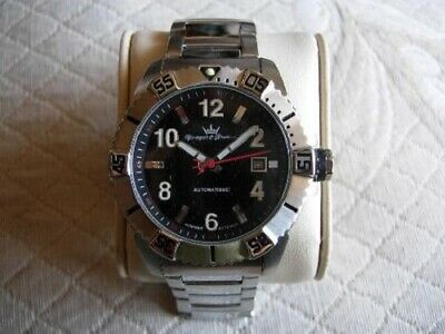 Yonger & Bresson Diamond Automatic Power Reserved Small Market Second Hand