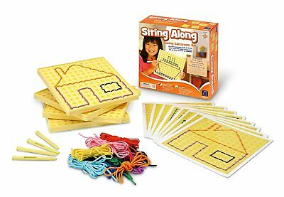 Learning Resources String Along lacing classroom pack or single set