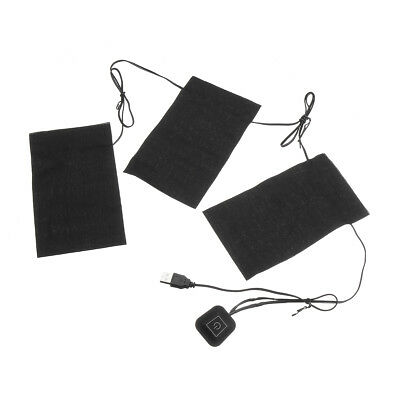 Electric Heating Pads Thermal Heated Warming Film for Vest Jacket Clothes
