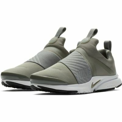 Boys' Nike Presto Extreme (GS) Shoe 870020-002 DARK STUCCO-WHITE-BLACK