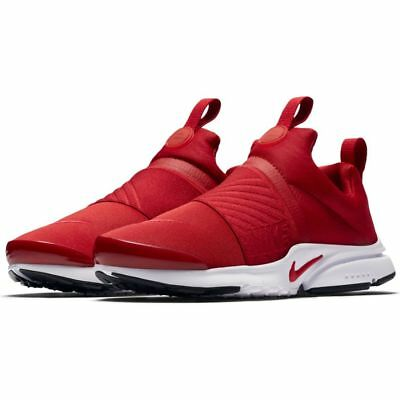 Boys' Nike Presto Extreme (GS) Shoe 870020-603 GYM RED/GYM RED-WHITE-BLACK