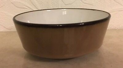 """Denby Seville Cereal Bowl. Excellent Condition Diameter 6"""" Has cutlery marks"""