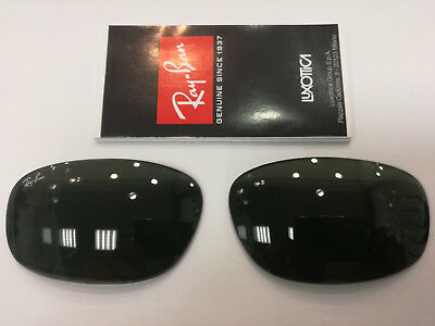 Lenses Replacement Rayban Rb2027 Predator 2 Green G15 Lens Lenti