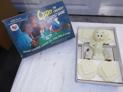 Vintage 1970s Casper the Friendly Ghost Game