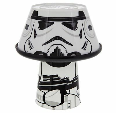 DISNEY PARKS Star Wars Storm Trooper 3pcs Stacking Meal Set W/ CUP BOWL PLATE