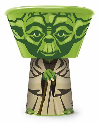 DISNEY PARKS Star Wars YODA 3pcs Stacking Meal Set W/ CUP BOWL PLATE BRAND NEW