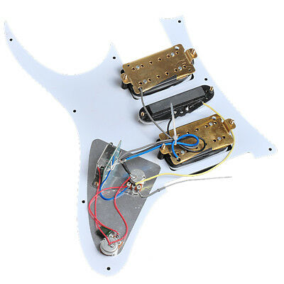 Loaded Pickguard Prewired Guitar Pickguard for Ibanez Electric Guitar Parts