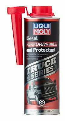 Liqui Moly TRUCK SERIES DIESEL PERFORMANCE AND PROTECTANT 500ml 20254
