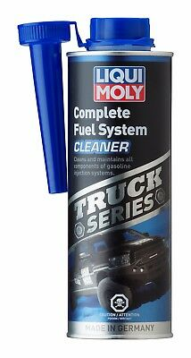 Liqui Moly TRUCK SERIES COMPLETE GASOLINE FUEL SYSTEM CLEANER 500ml 20250