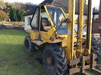 Benford Rough Terrain Forklift