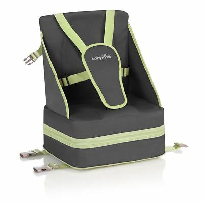 Babymoov Up & Go Booster Seat, portable, adjustable height
