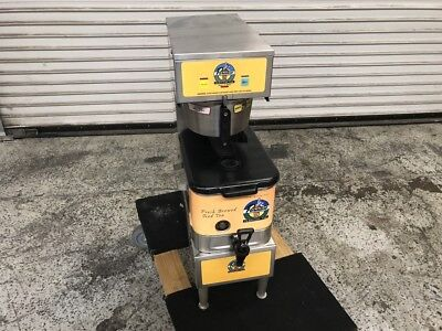 Iced Tea Brewer with Dispenser Curtis PTTD3 #7684 Commercial Restaurant Brewing