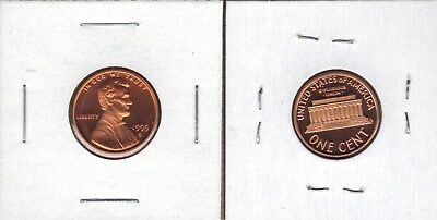 1999-S Choice Proof Lincoln Cent