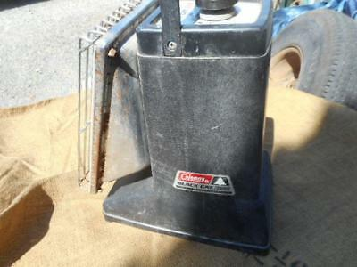 Vintage Coleman Blackcat Catalytic Heater 3500 To 5000  5488-701 With Adaptor Ho
