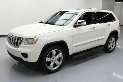 2011 Jeep Grand Cherokee Limited Sport Utility 4-Door 2011 JEEP GRAND CHEROKEE LTD HEMI PANO ROOF NAV 52K MI #513241 Texas Direct Auto