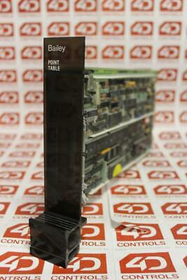Bailey NPTM01 Network 90 Point Table Module - Used
