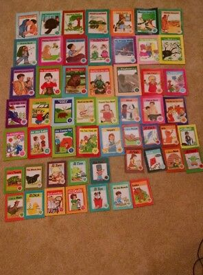 A Beka Abeka Reading for Fun Enrichment Library Grade K Kindergarten 54 Books